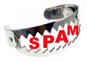 email marketing spam trap