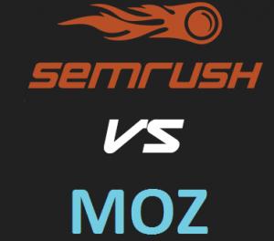 SEMRUsh vs Moz